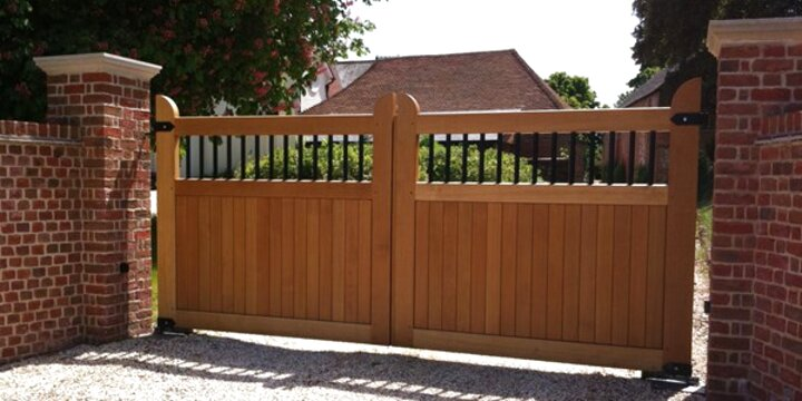 oak gates for sale