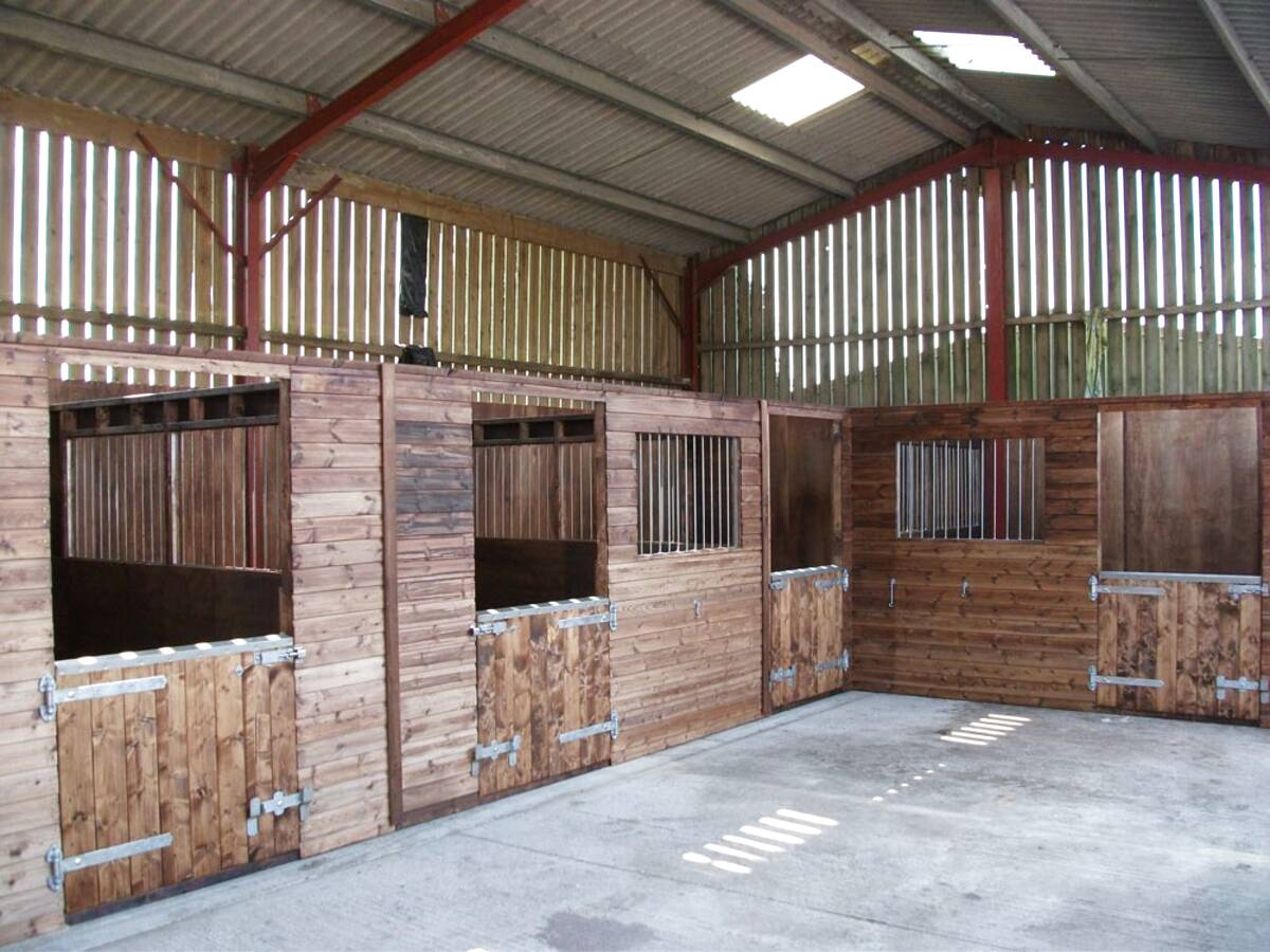 internal stables for sale