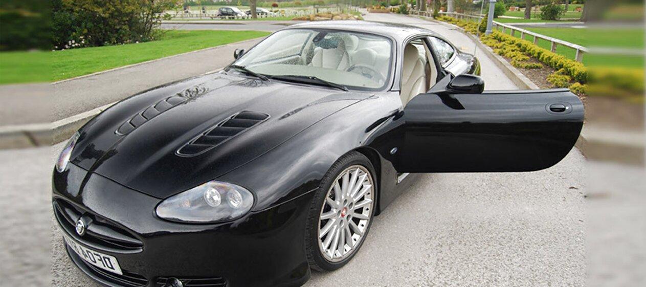 jaguar xkr bonnet for sale