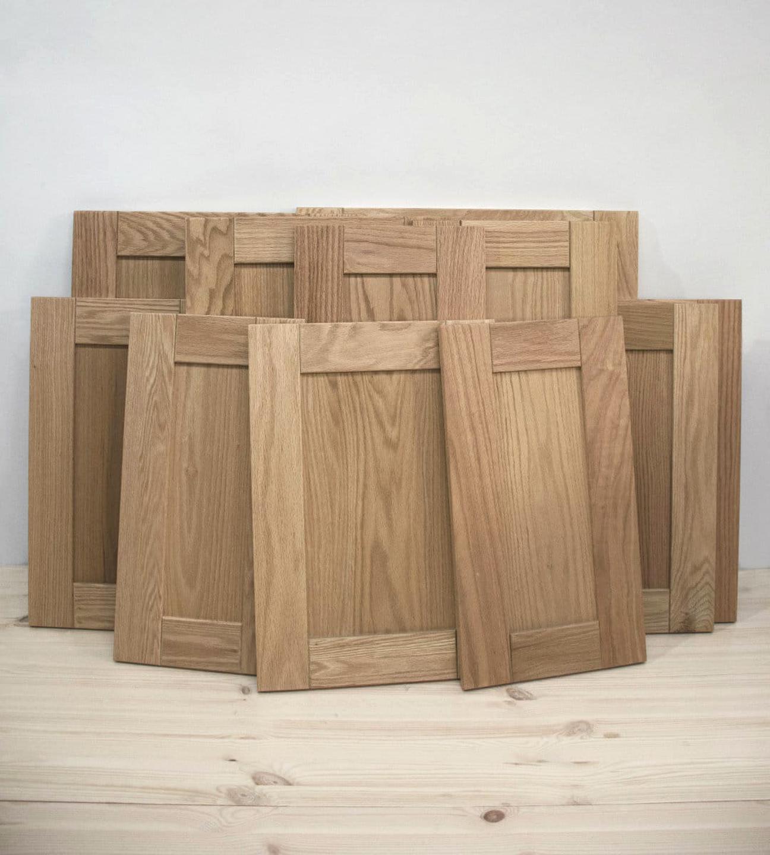 oak kitchen cupboard doors for sale
