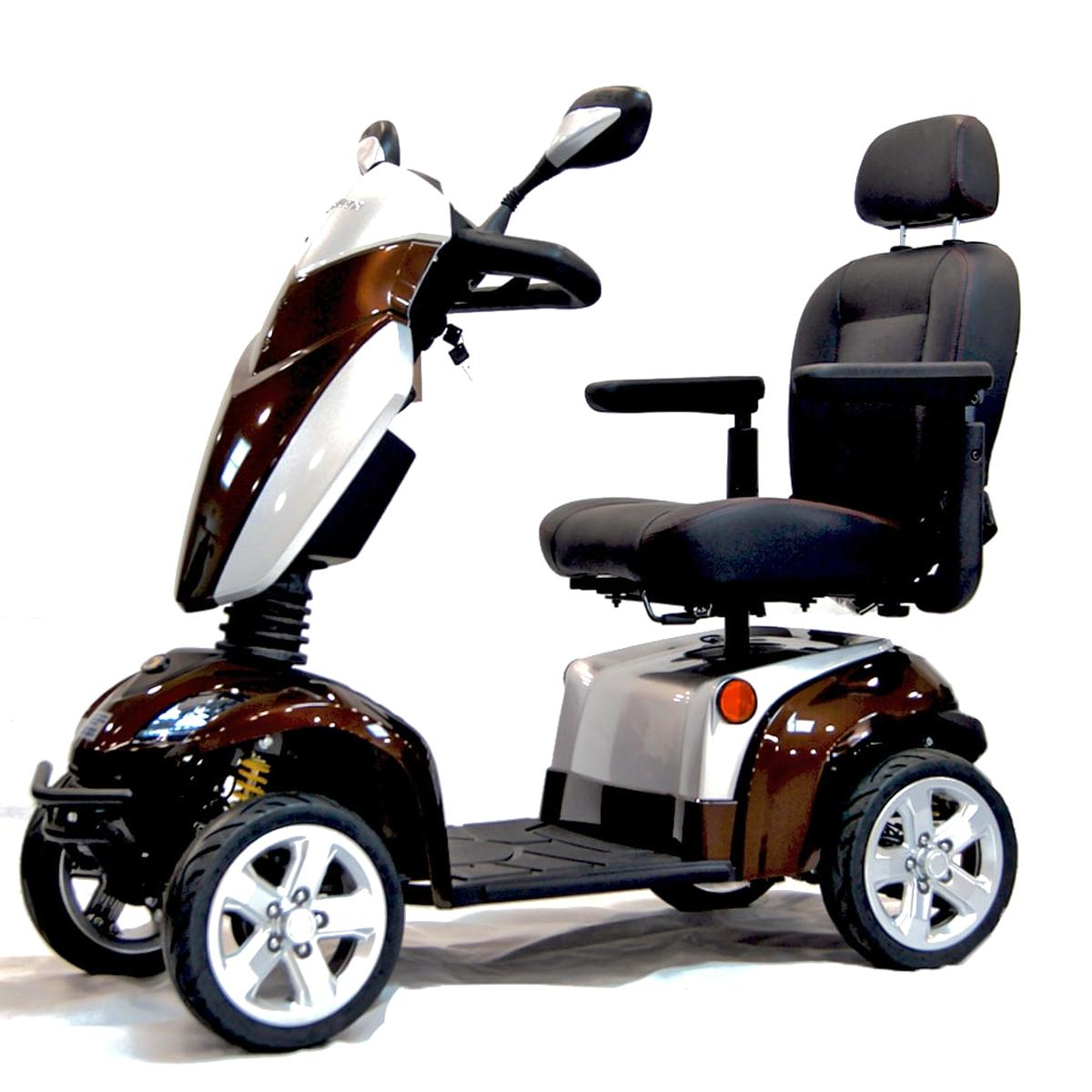 8mph mobility scooter for sale