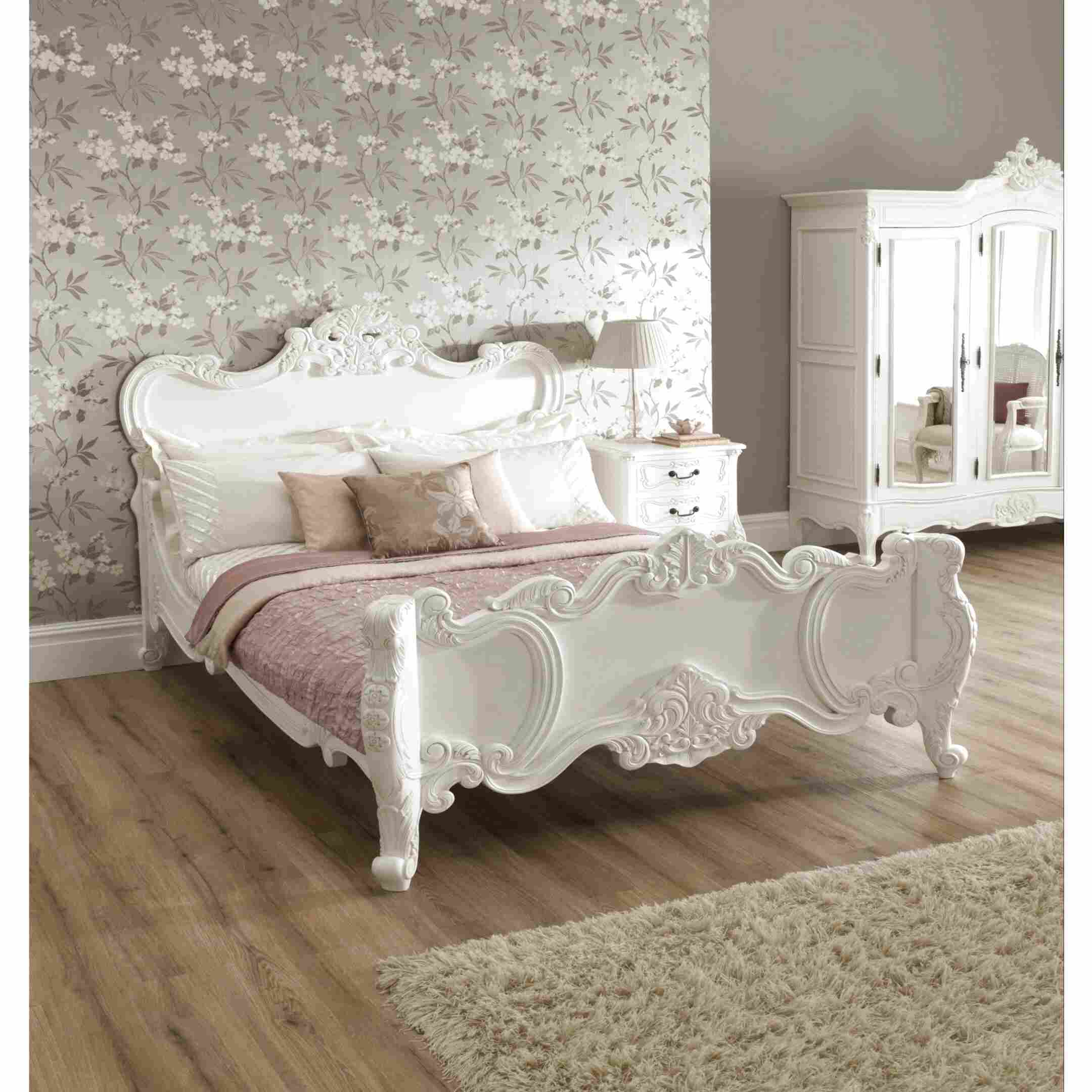 Picture of: Shabby Chic Bed For Sale In Uk 84 Used Shabby Chic Beds