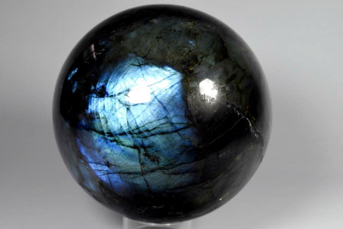 labradorite sphere for sale