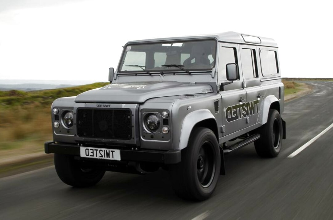 twisted land rover for sale