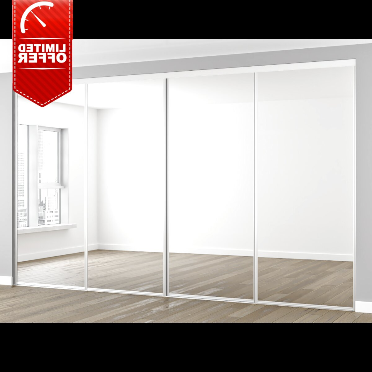 sliding wardrobe doors for sale