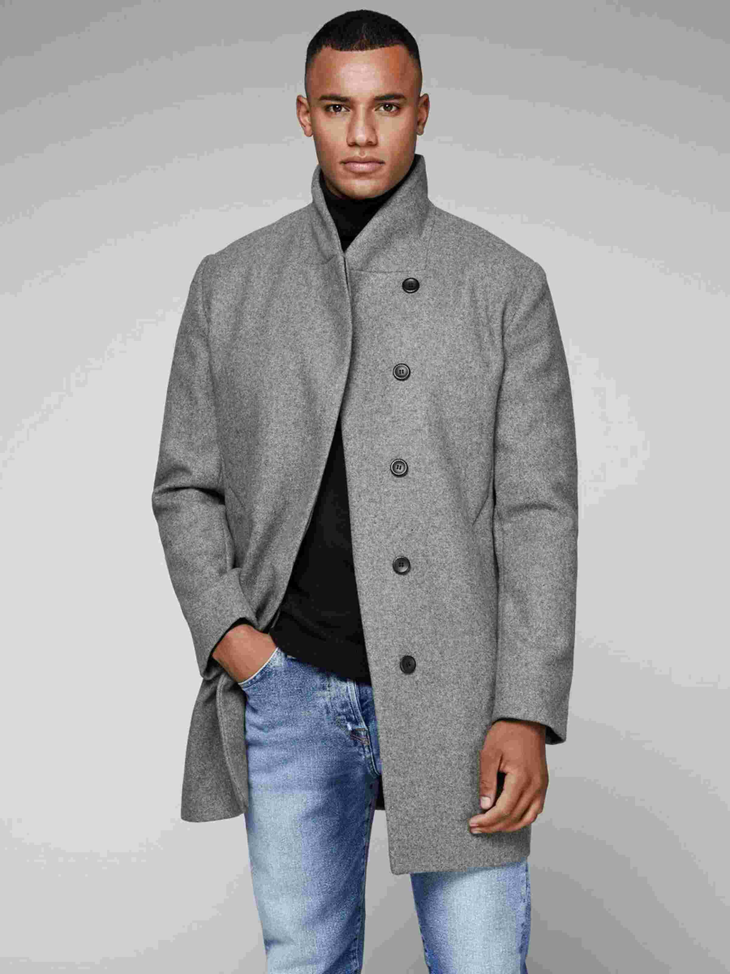 jack and jones coat for sale
