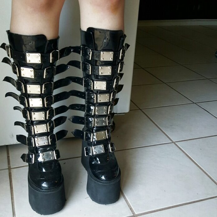 Mens Gothic Boots for sale in UK   View