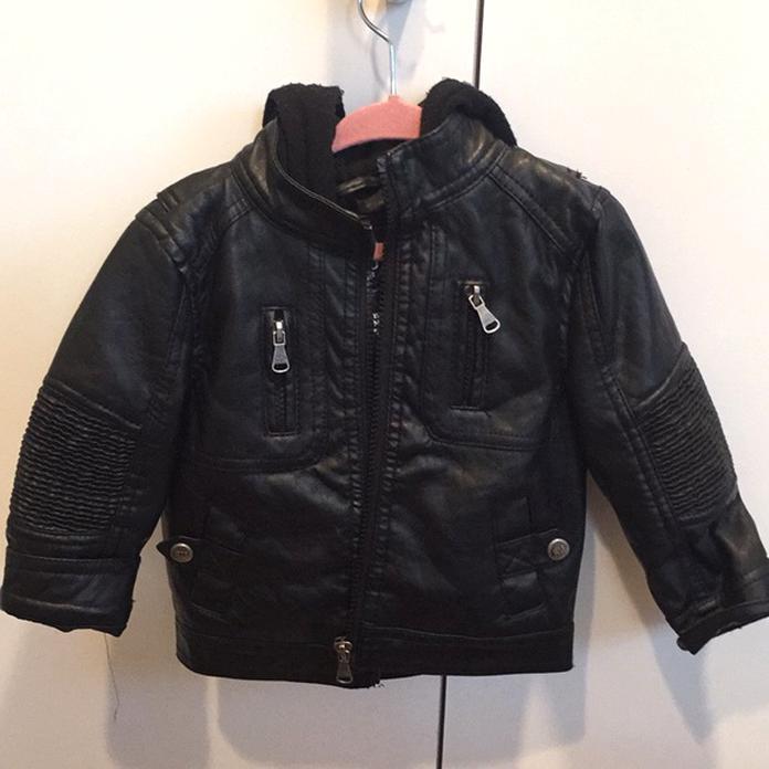 baby biker jacket for sale