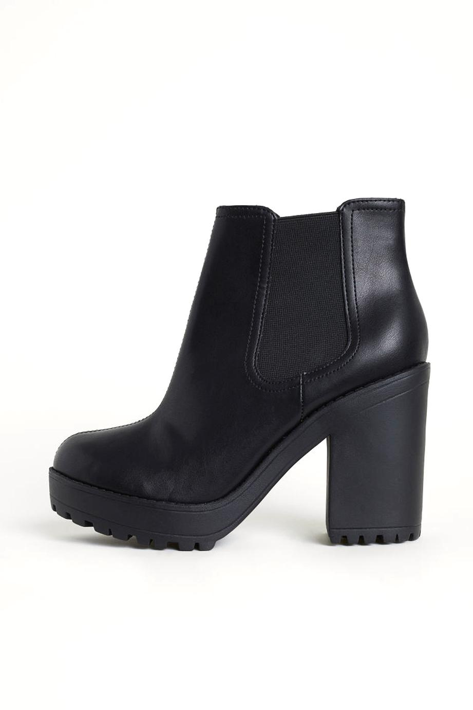 h m boots black for sale