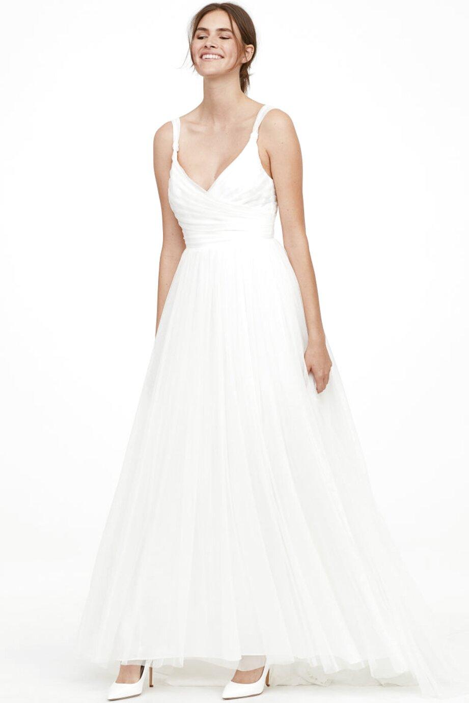 h m wedding dress for sale