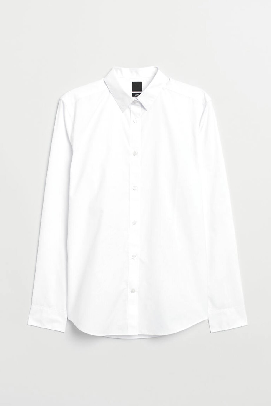 h m white shirt for sale