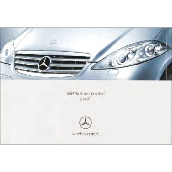 w169 mercedes manual for sale