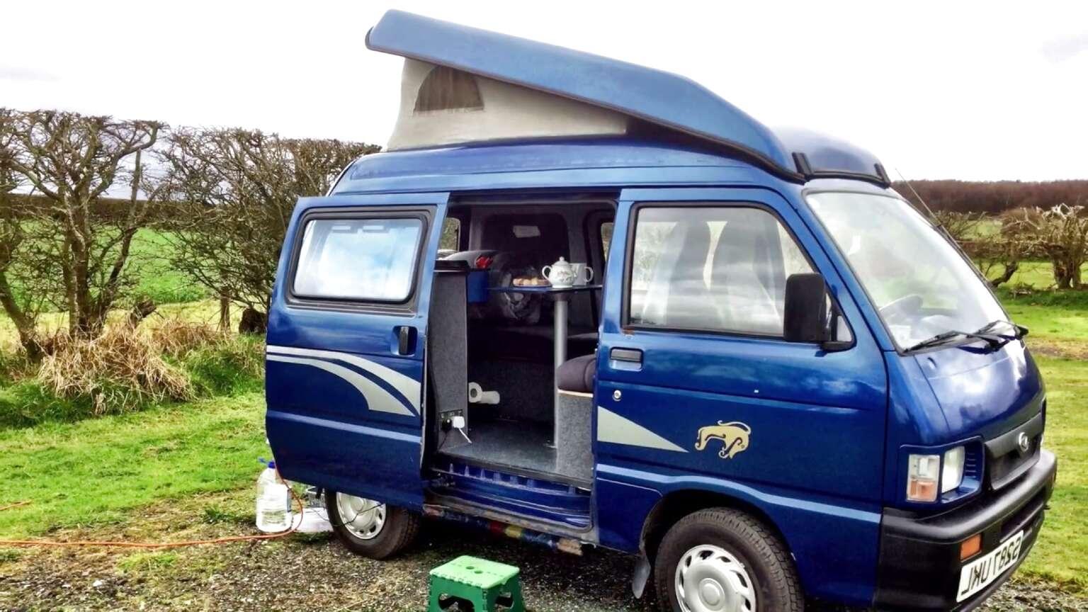 daihatsu campervan for sale
