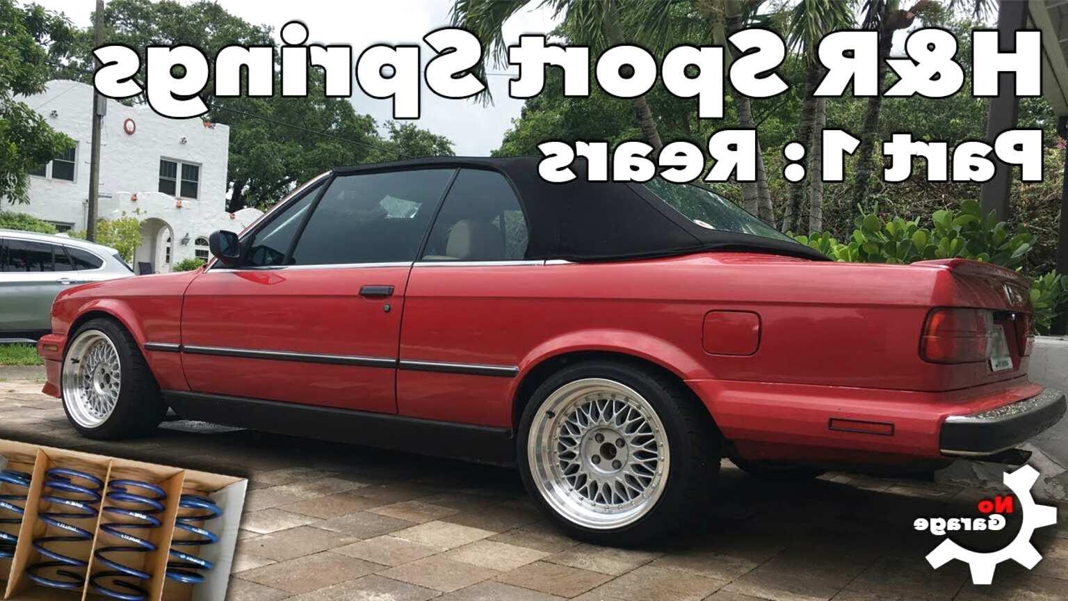 e30 springs for sale