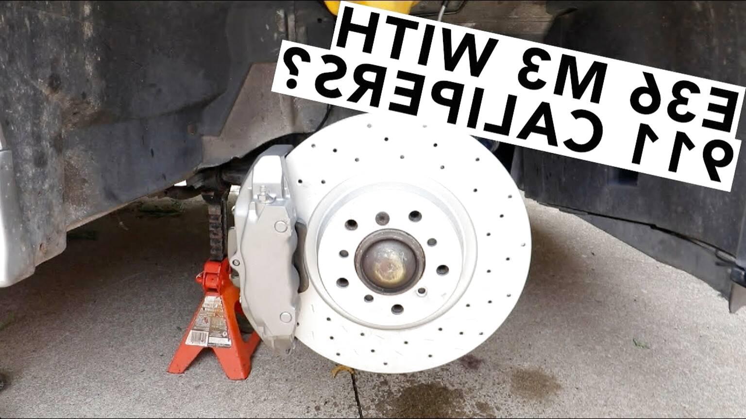 e36 m3 brakes for sale