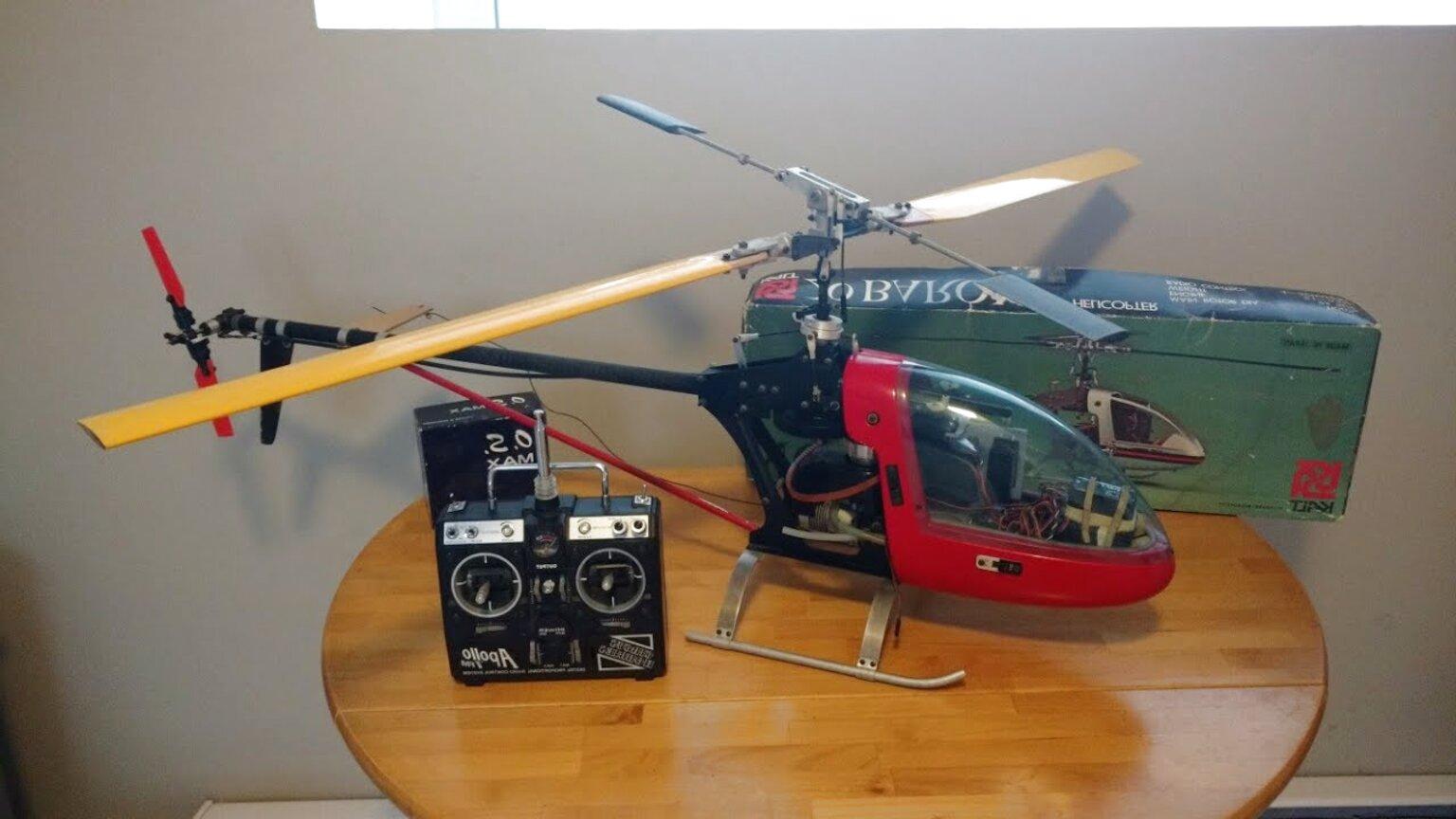 kalt helicopter for sale