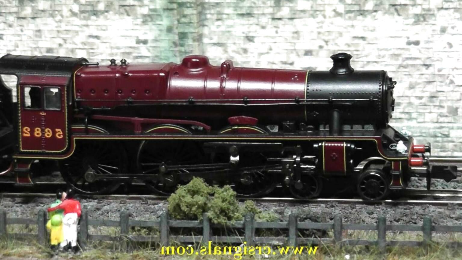 n gauge loco jubilee for sale
