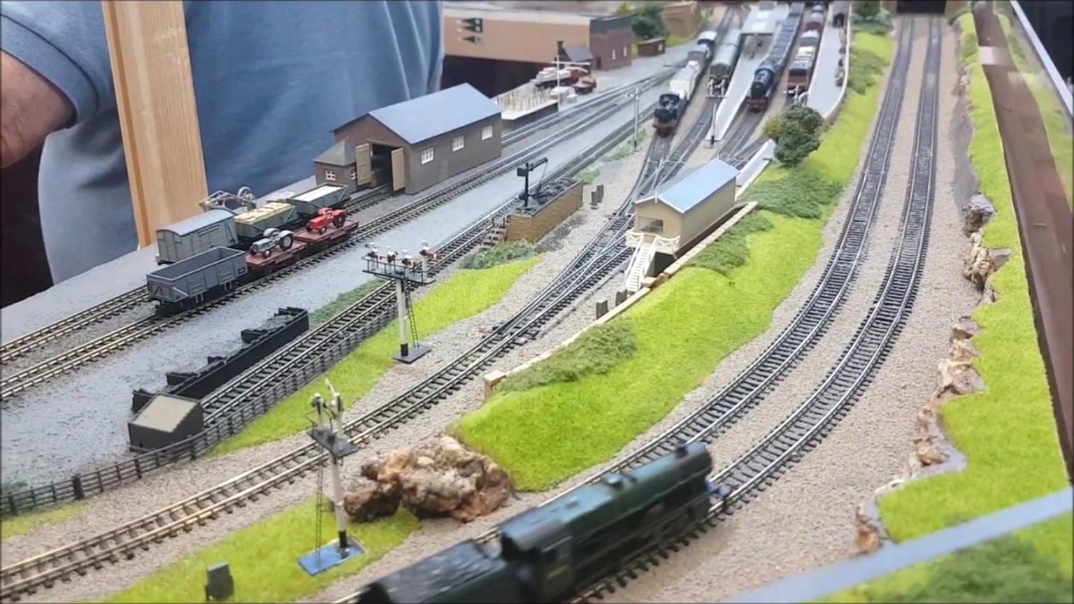 n gauge model railways for sale