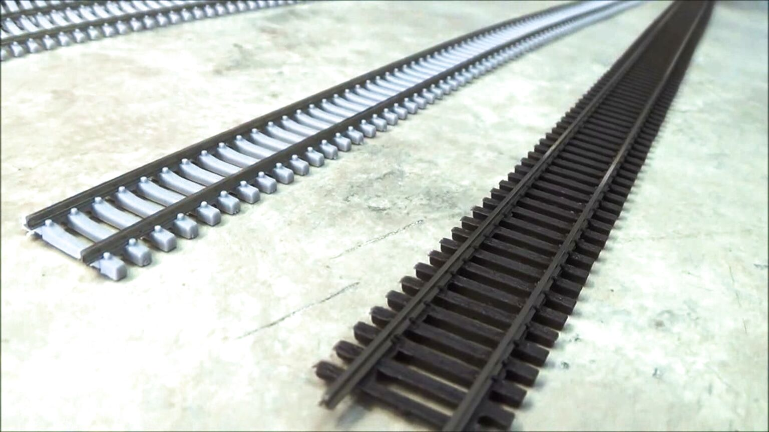 n scale track for sale