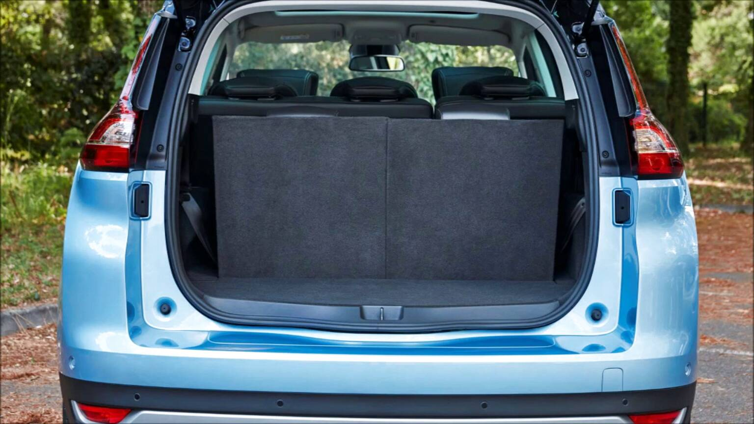 Renault Grand Scenic Tailgate For Sale In Uk