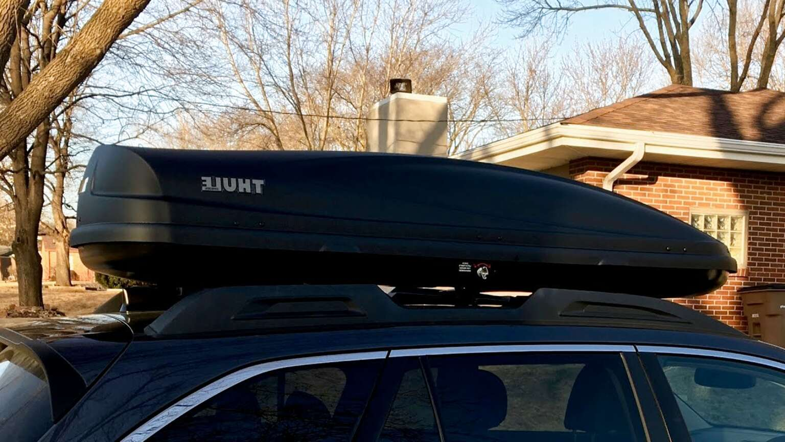 thule cargo for sale