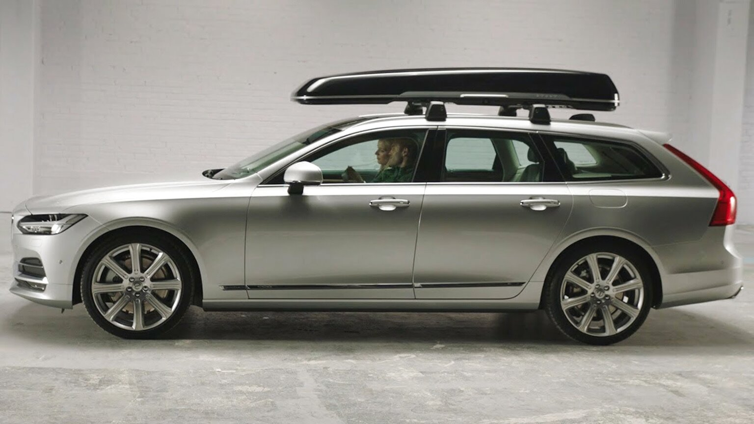volvo roof box for sale