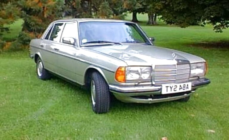 w123 280e for sale