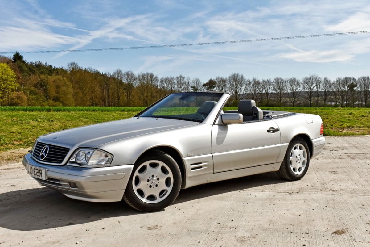 r129 sl320 for sale