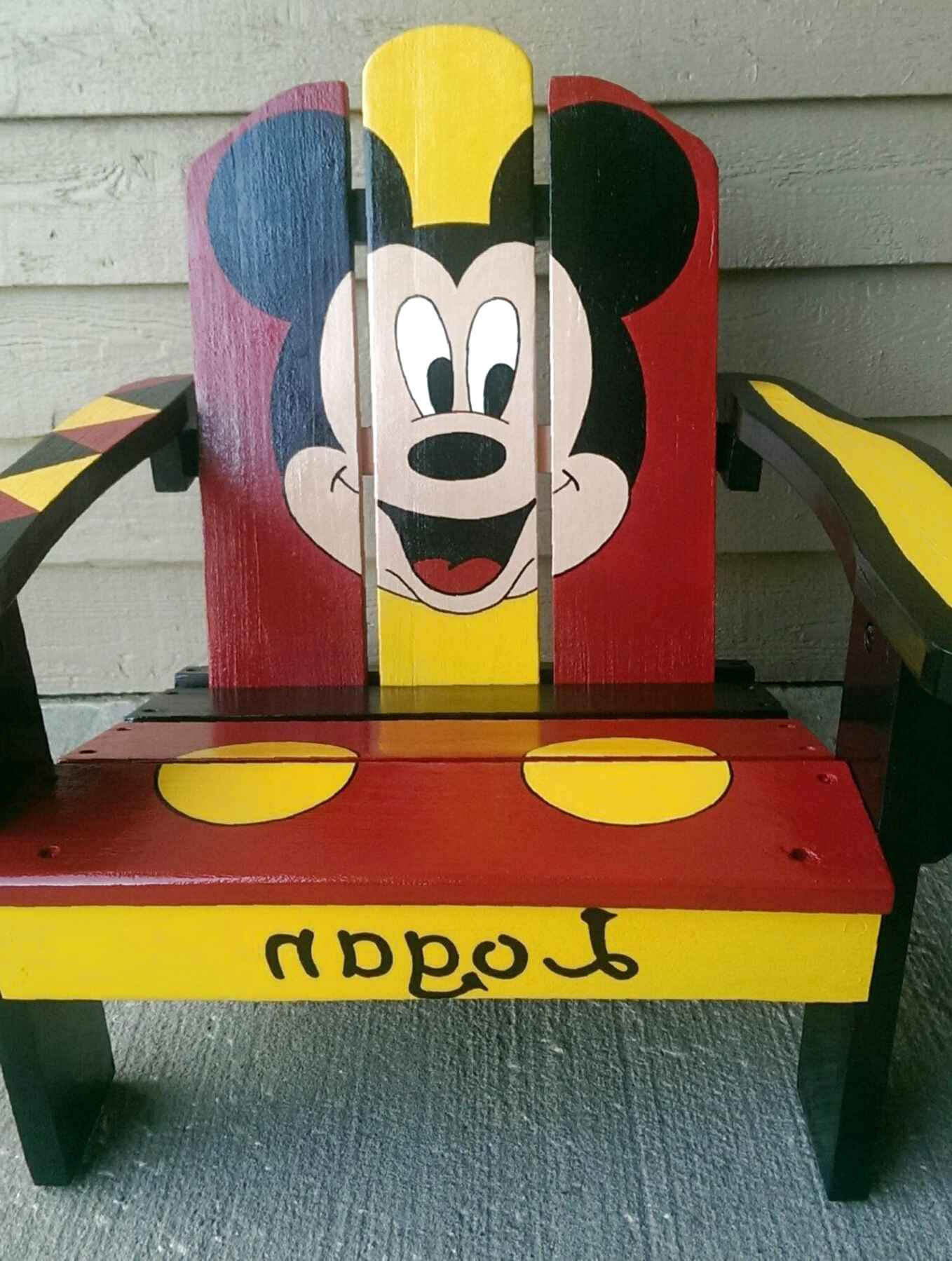 Mickey Mouse Chair For Sale In Uk View 81 Bargains