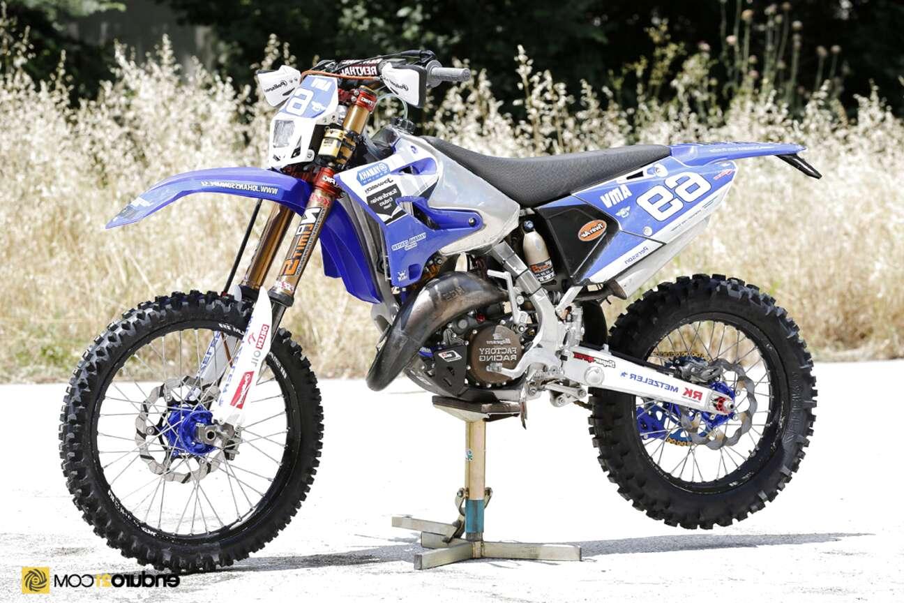 yamaha 125 cc enduro for sale