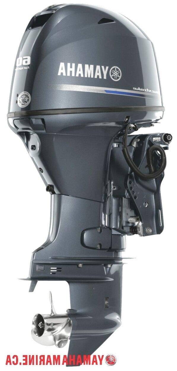 yamaha 4 stroke outboard motor for sale