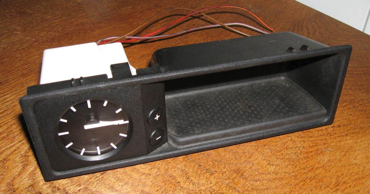 e36 clock for sale