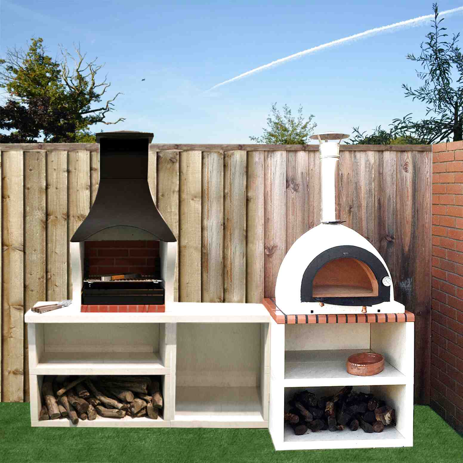 pizza oven bbq for sale