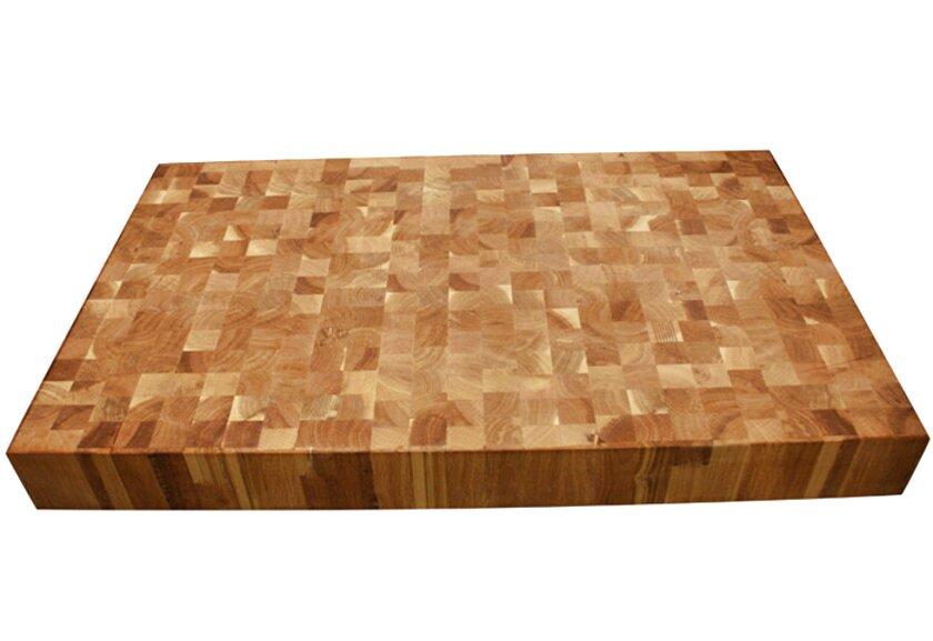 oak butchers block for sale