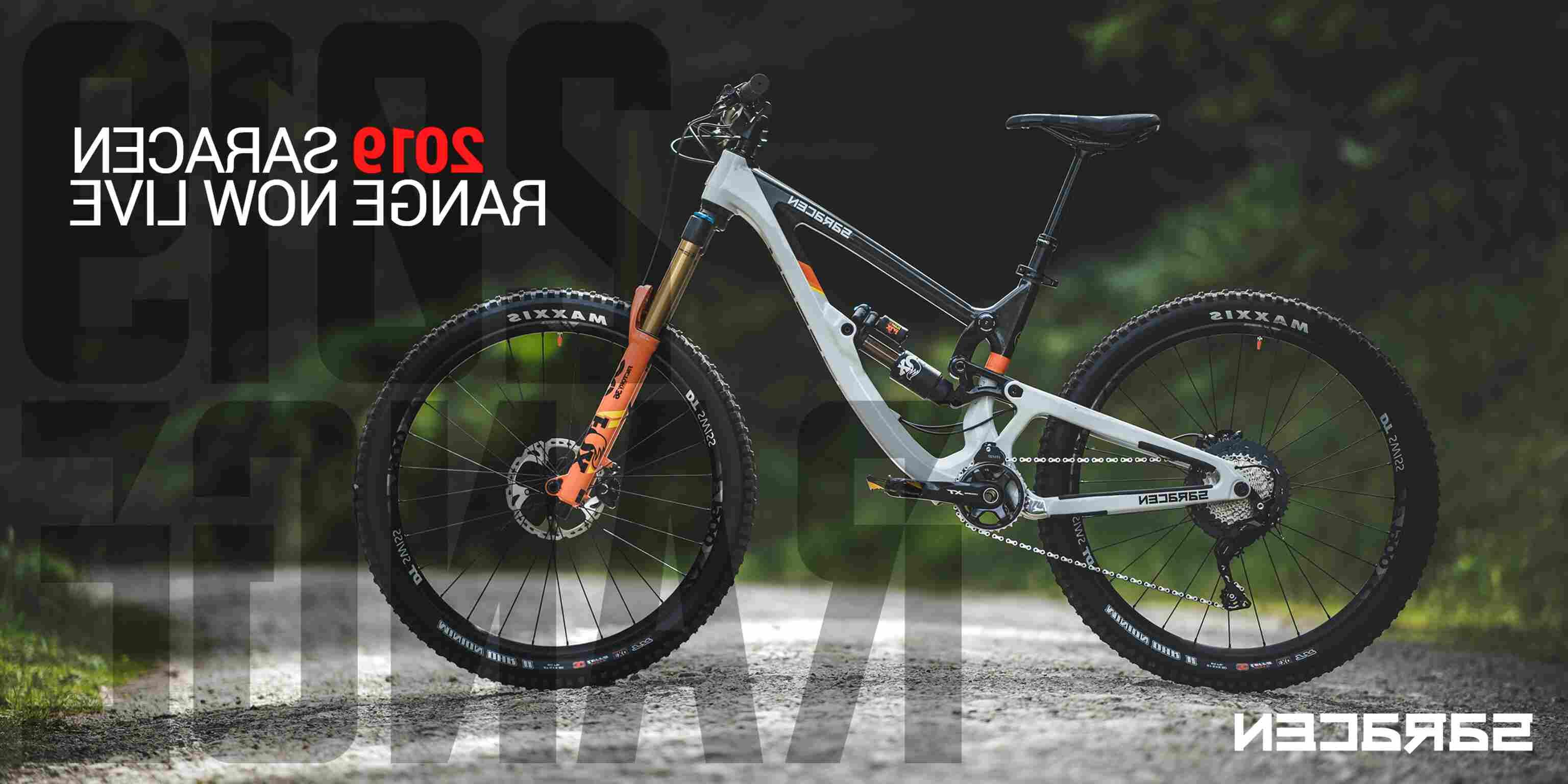saracen bike for sale
