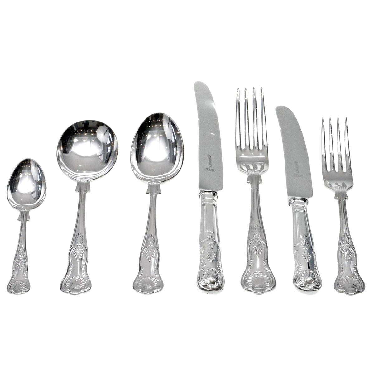 silver kings cutlery canteen for sale