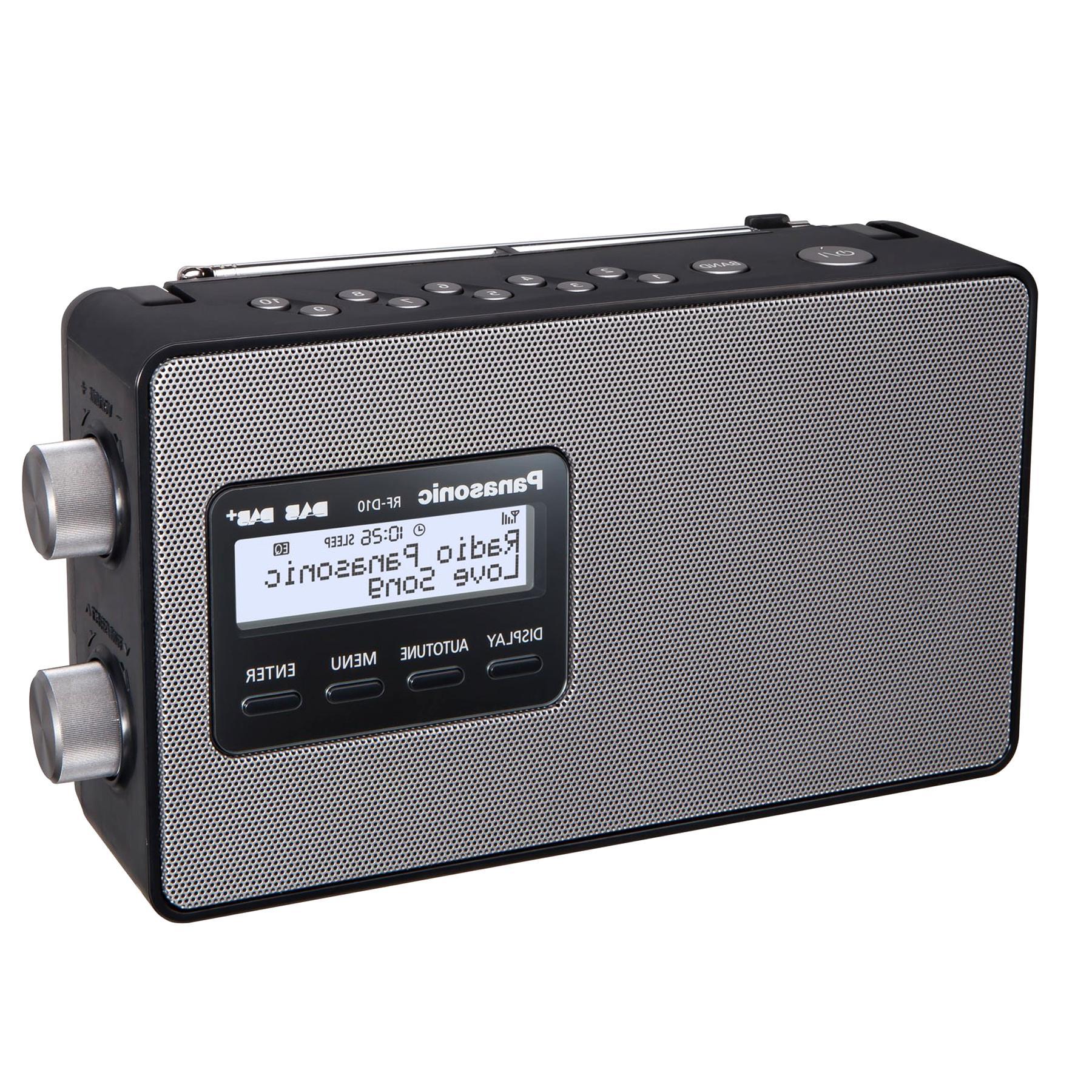 panasonic dab radio for sale