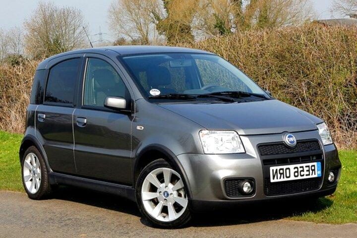 Fiat Panda 100hp For Sale In Uk