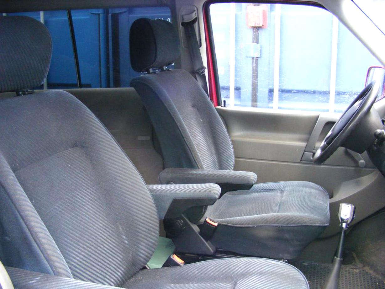 vw t4 caravelle seats for sale