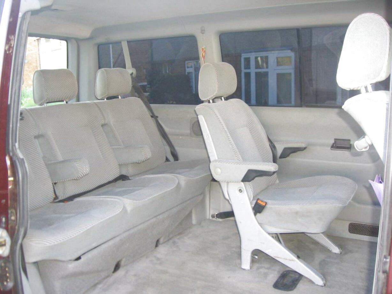 vw transporter t4 seats for sale