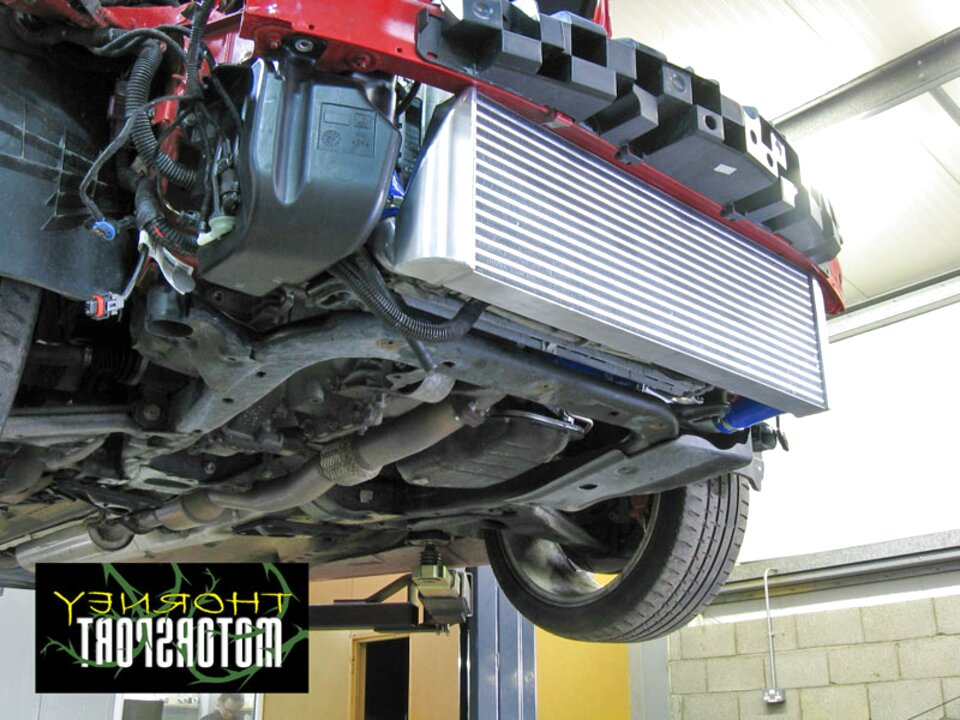 astra h intercooler for sale