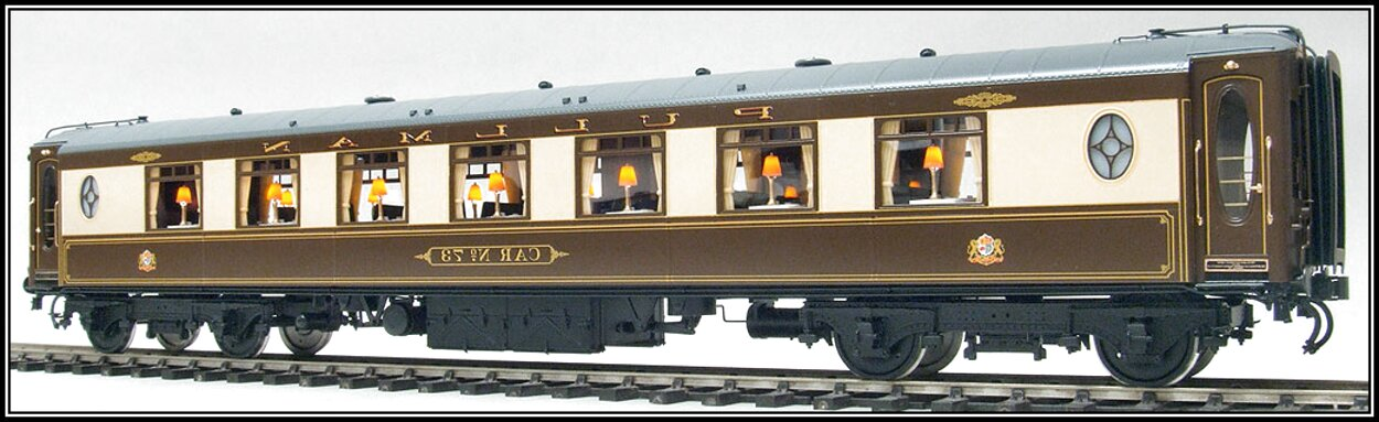 o gauge coaches o gauge for sale