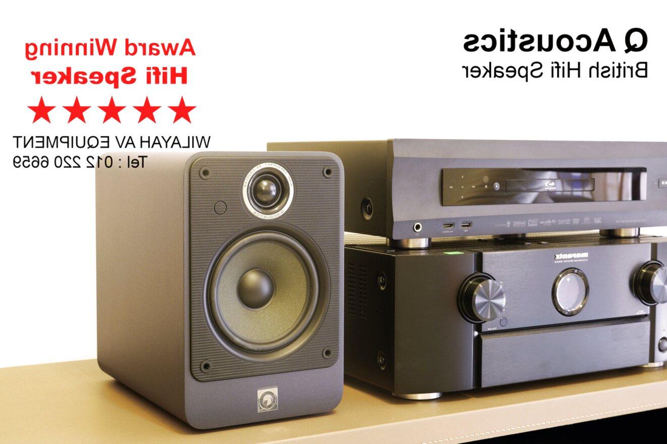 q acoustics 2020i for sale