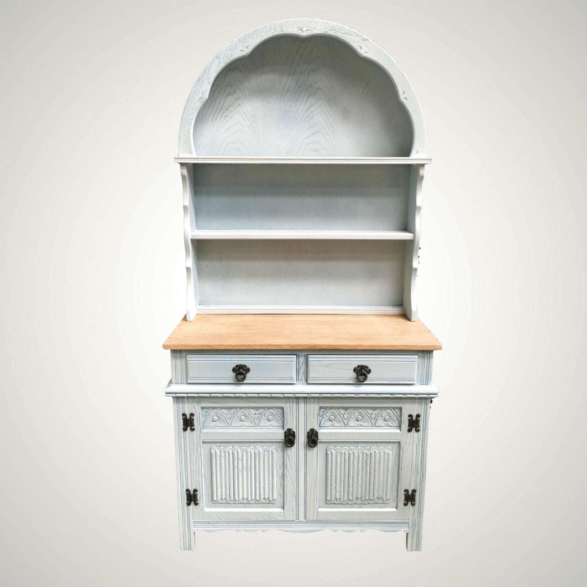oak dutch dresser for sale