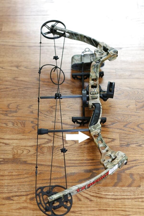 """Camo 61.5/"""" Fast Flight Compound Bow String Fits Pearson Martin PSE High Country"""