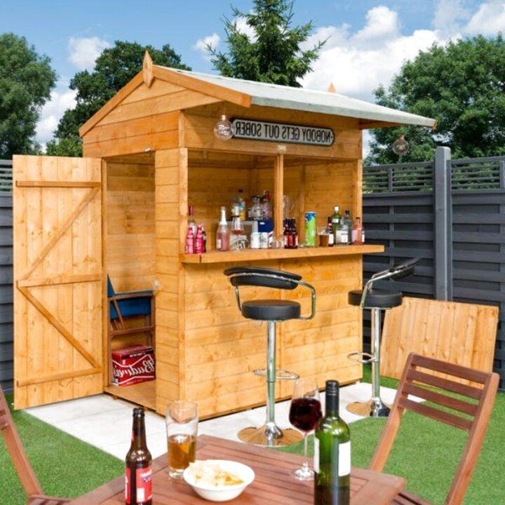 garden bar for sale