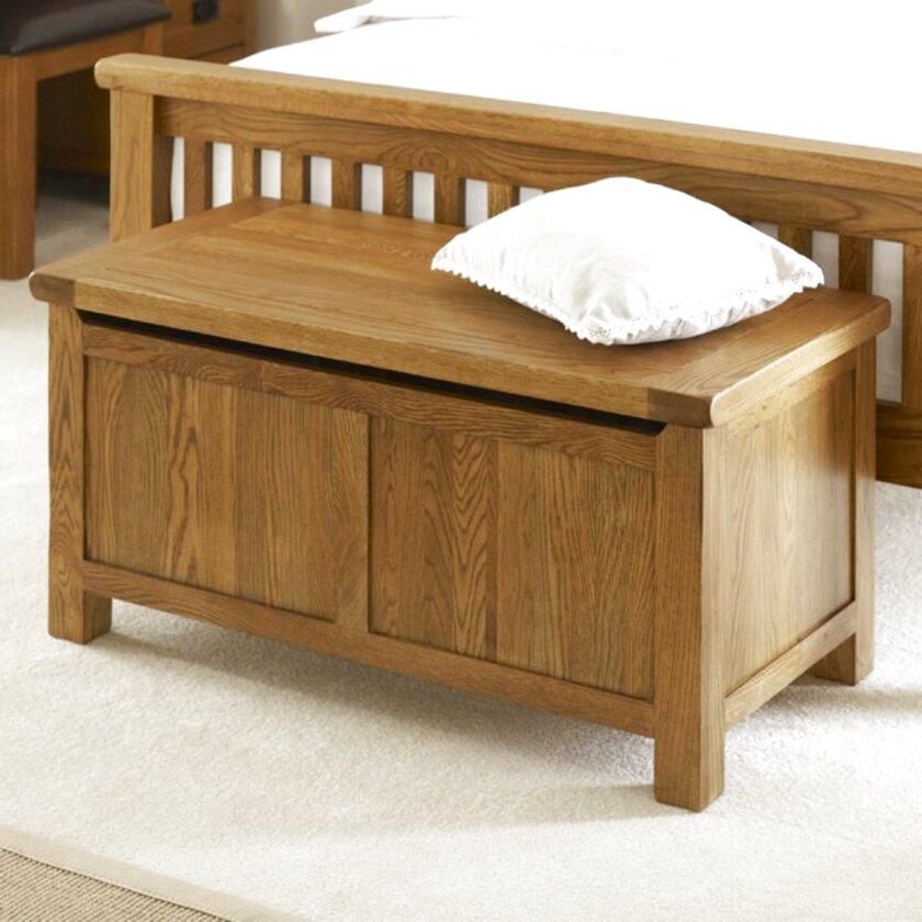 oak blanket box for sale