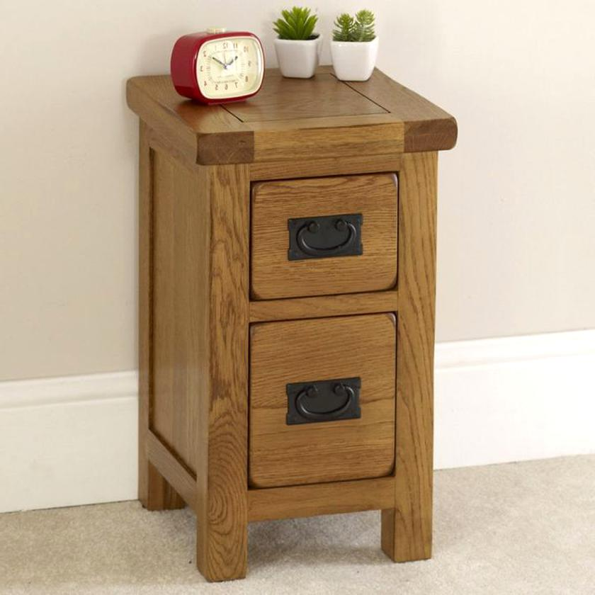 oak bedside tables for sale