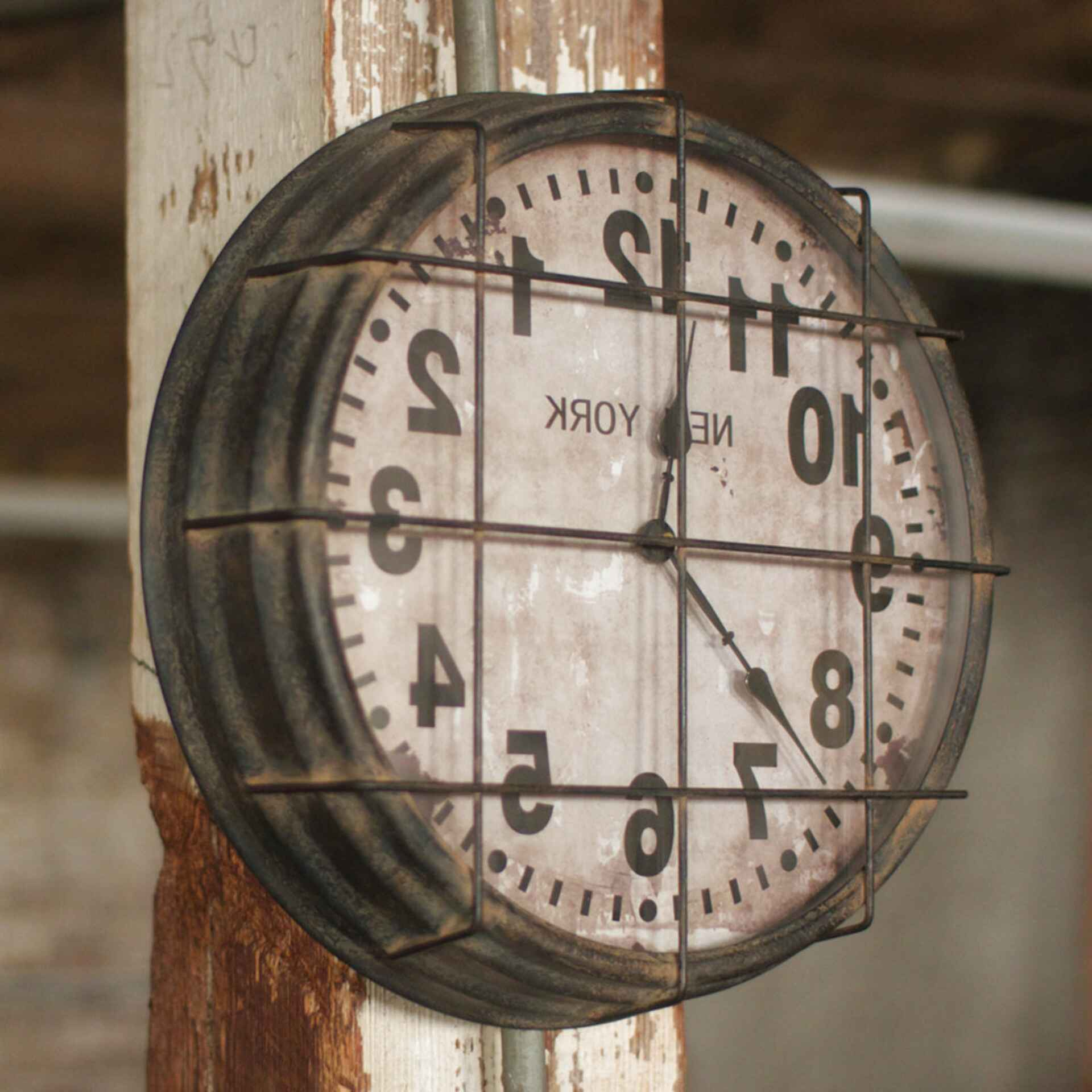 Factory Clock For Sale In Uk 18 Used Factory Clocks