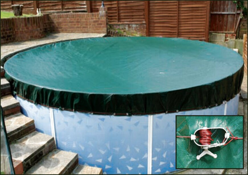 12ft pool cover for sale